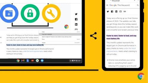 Ces nouveautés de Google Chrome vont améliorer votre navigation au quotidien