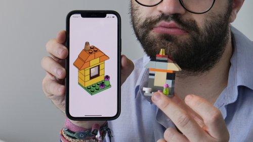 On a essayé BrickIt, l'application qui donne une seconde vie à vos Lego