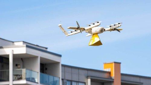 Google arrête ses essais de livraisons par drone... à cause d'attaques de corbeaux