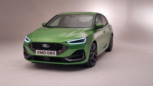 La nouvelle Ford Focus passe au très grand écran