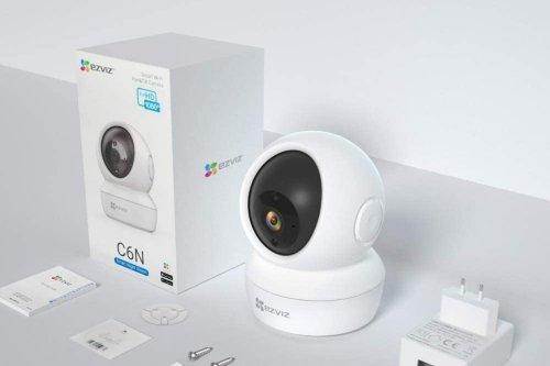 Amazon : 25% de remise sur la caméra de surveillance EZVIZ, profitez du bon plan !