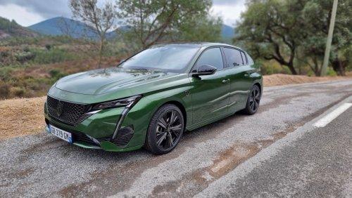 Test de la Peugeot 308 hybride rechargeable : un sacré apéritif en attendant la version 100% électrique