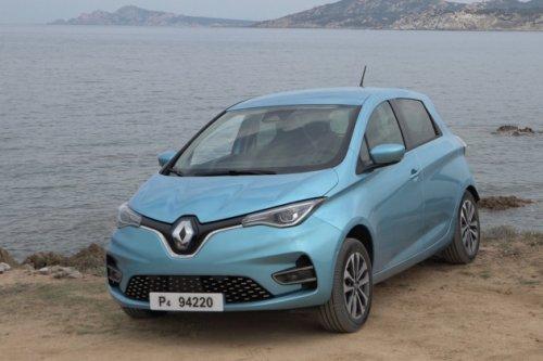 Renault Zoé : clap de fin pour la voiture électrique la plus vendue en France