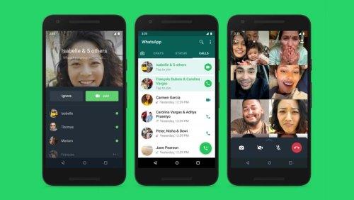 WhatsApp va enfin devenir une bonne application pour les appels vidéo
