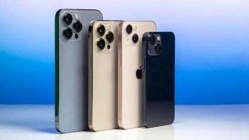 iPhone 13 Pro Max : le nouveau smartphone d'Apple bat tous les records d'autonomie