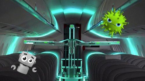 Le Snap #31 : bientôt des robots tueurs de Coronavirus ?