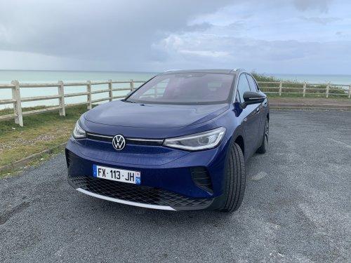 Test de la Volkswagen ID.4 : la plus sérieuse concurrente de la Tesla Model Y ?