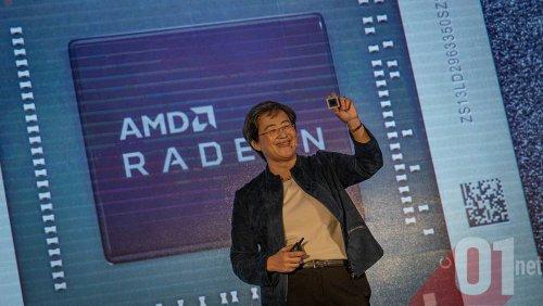 AMD double son chiffre d'affaires et triple ses bénéfices en pleine pénurie de semi-conducteurs