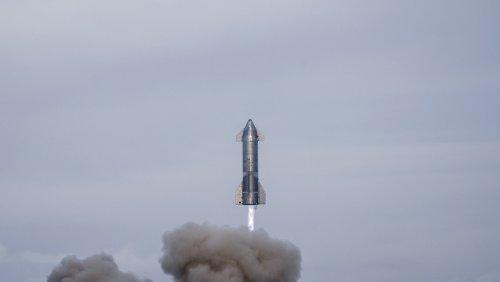SpaceX réussit enfin à faire atterrir son vaisseau spatial Starship