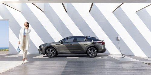 Citroën décline sa C5 en hybride rechargeable