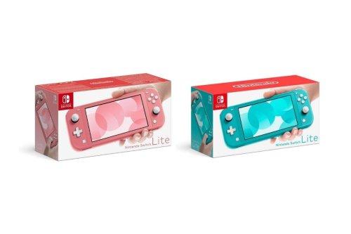 Nintendo Switch : La version Lite est à moins de 200 euros sur Amazon