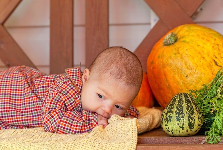 Ernährung: Babys und Kinder