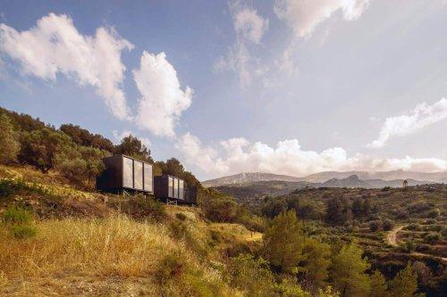 Naturaleza y arquitectura en Vivood Landscape Hotel