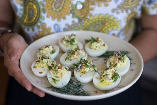 Deviled Eggs (Simple and Best!) Recipe - 101 Cookbooks