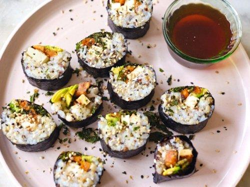 Super Natural Vegan Sushi