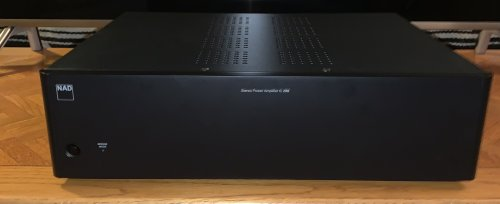 NAD C298 Stereo Power Amplifier   10 Audio