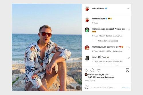 Der nächste Urlaubsskandal um Manuel Neuer