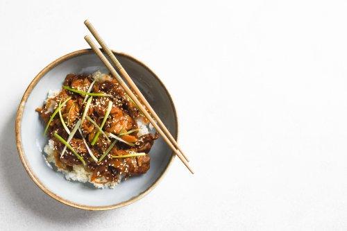Korean-Style Spicy Pork