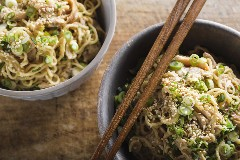 Discover chicken noodles