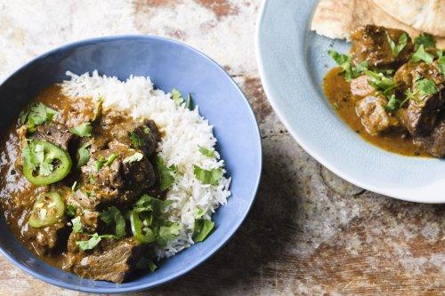 Pakistani-Style Spiced Beef Stew