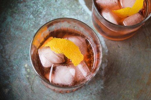 Cranberry-Gin Smash