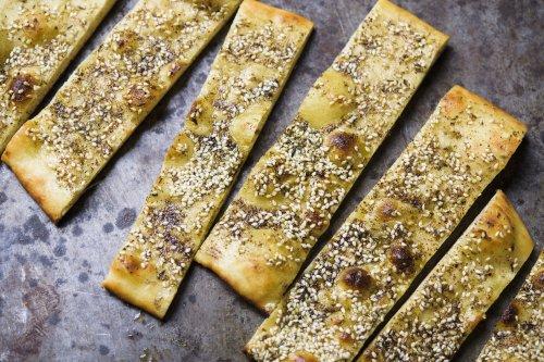 Flatbread (Pizza) Dough