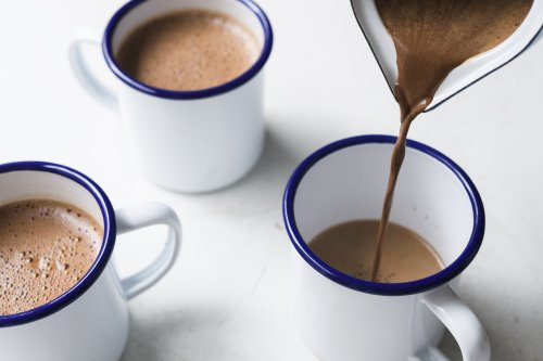 The Key to Better Hot Chocolate? Water.