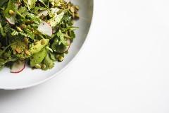 Discover arugula salad