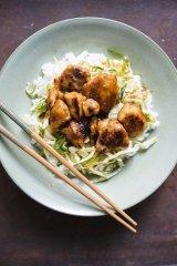 Discover teriyaki chicken