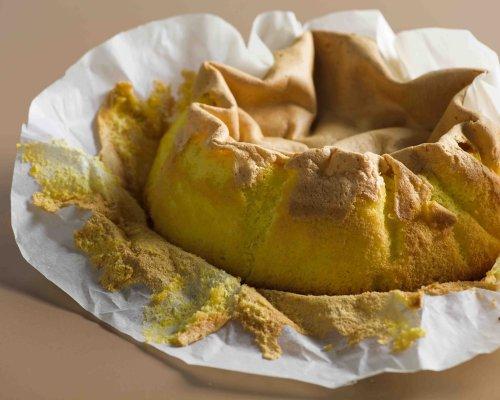 Portuguese Sponge Cake (Pão de Ló)