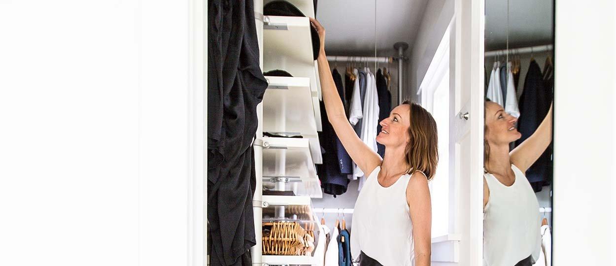 Bea Jonhson - dressing minimaliste, pourquoi les gens s'y mettent ? 18h39.fr