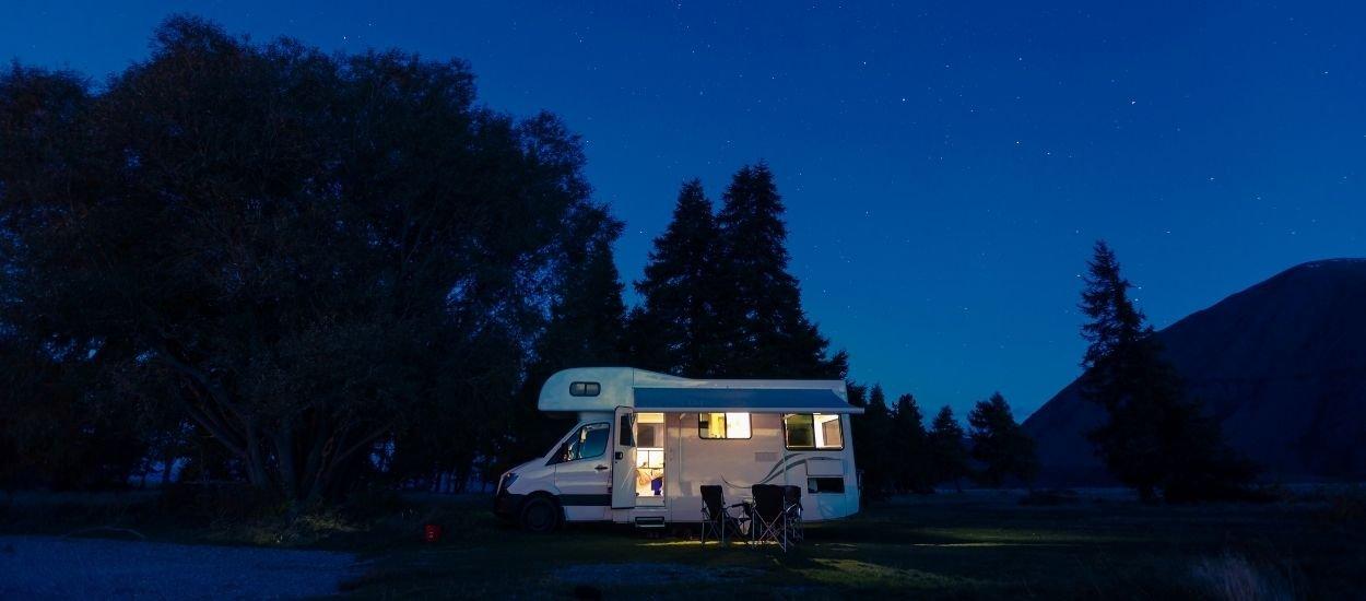 Vacances en camping-car  - cover