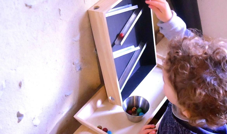 Activités Montessori pour enfants - cover