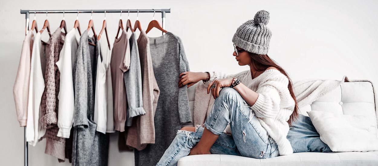Comment ranger son dressing d'hiver ? - Trier son dressing - 18h39.fr
