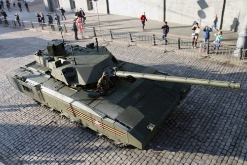 Russia's T-14 Armata Tank Has One Problem That Can't Easily Be Solved