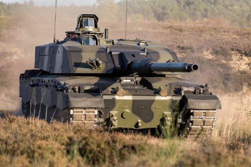 Challenger 3: The British Army's Sort Of New Tank