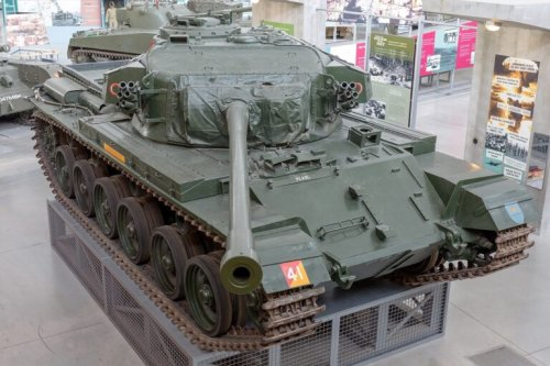 Centurion: The Best World War II Tank (That Never Fought in World War II)