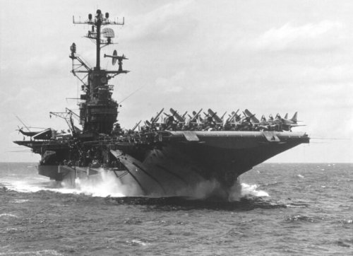 Intrepid: The Best U.S. Navy Aircraft Carrier Ever?