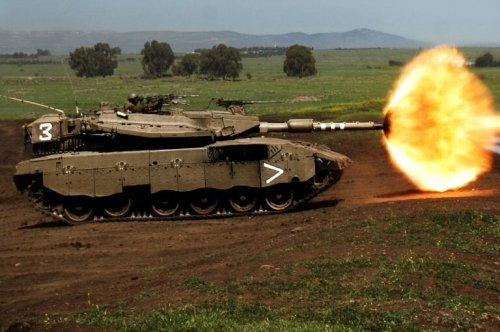 VIDEO: Why Did This Israeli Tank Get Flipped Over (Not in War)?