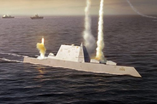 The U.S. Navy's Next Super Weapon: Stealth Destroyers with Hypersonic Missiles?
