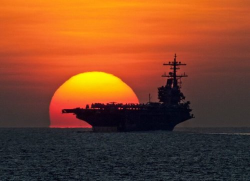 Should the U.S. Navy Start Building 'Medium' Aircraft Carriers?