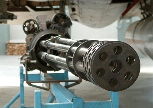 M61 Vulcan 'Cannon': A Six-Barrel Killing Machine Like No Other