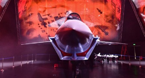 Russia's New Checkmate Su-75 Stealth Fighter Has Another Trick Up Its Sleeve