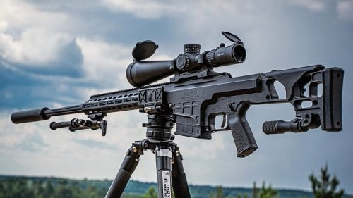 Barrett's MRAD Sniper Rifle Is a True Killer on Any Battlefield