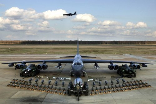 B-52 Bombers are Back in Guam to Deter China and North Korea