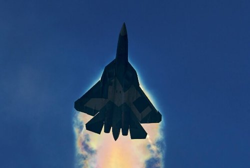 Move Over, F-35: Russia Wants To Sell This Stealth Fighter All Over the World