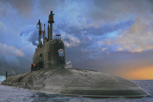 Russia's New Yasen-Class Submarine Is an Underwater Missile Truck