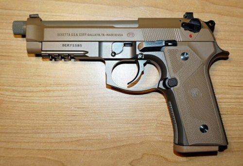 Why the US Marines Will Miss the M9 Beretta Handgun