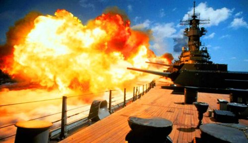 USS Missouri: The Battleship That Made More History Than Any Other