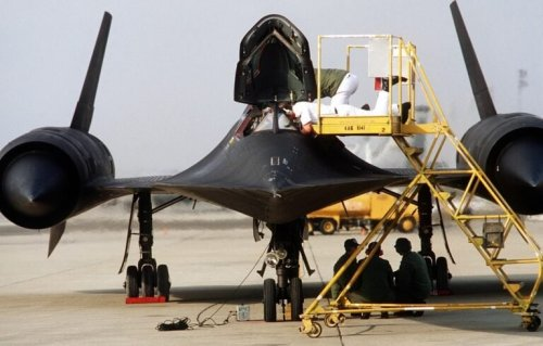 The SR-71 Blackbird Flew Coast to Coast in Just Over an Hour